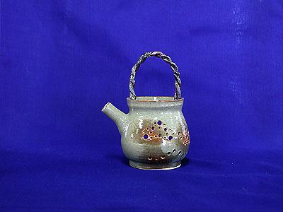 茶香炉の写真