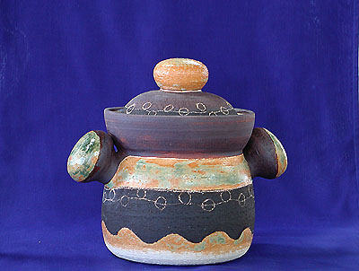 炊飯鍋の写真