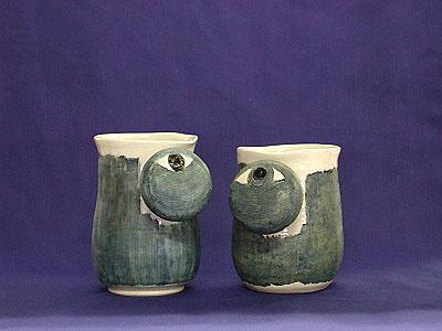 ノブビアマグカップ2の写真