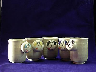 マグカップ(ダメイヌ君)5の写真