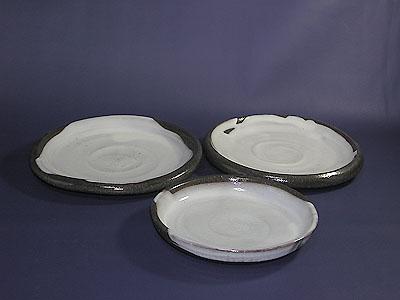 お皿3枚の写真