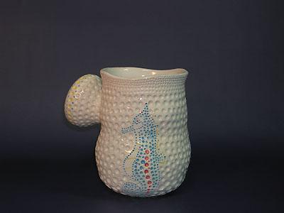 ビアジョグ(海綿/タツ・蟹)の写真