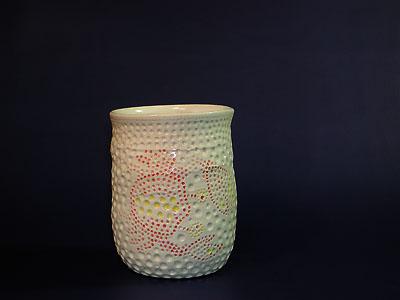 焼酎カップ(蟹)の写真
