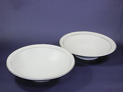 鉢(粉引) 2の写真