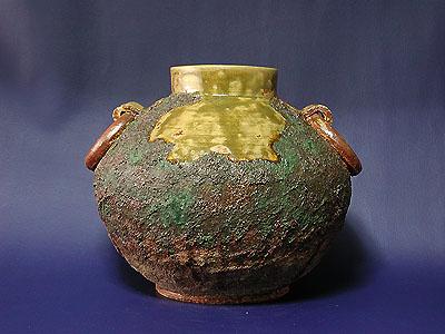 花入(壷)の写真